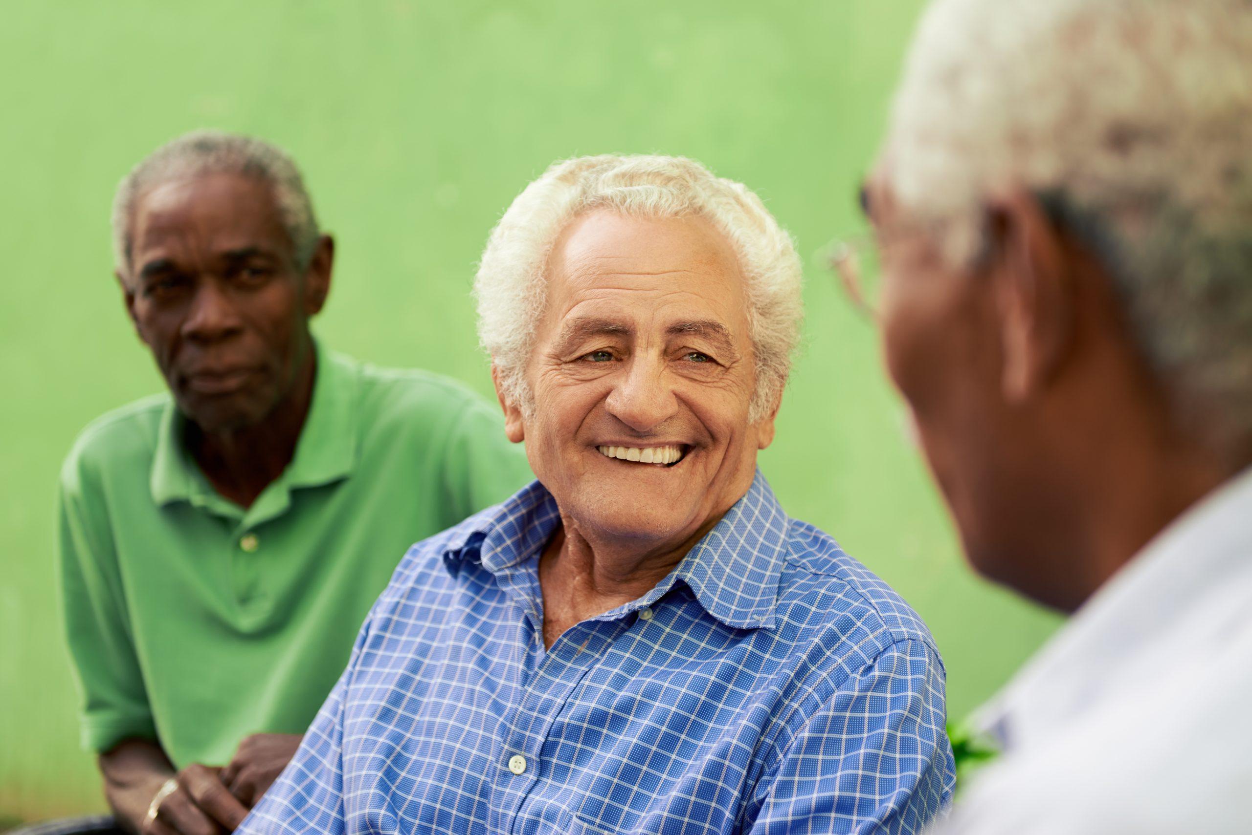 Socializing reduces isolation for older adults
