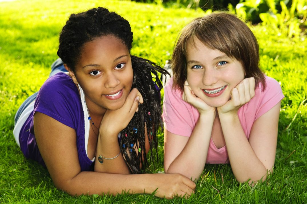 Children gain confidence and social skills through counseling.