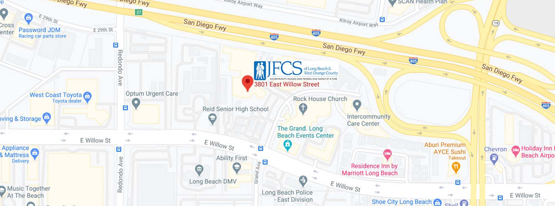 JFCS-Location-Map